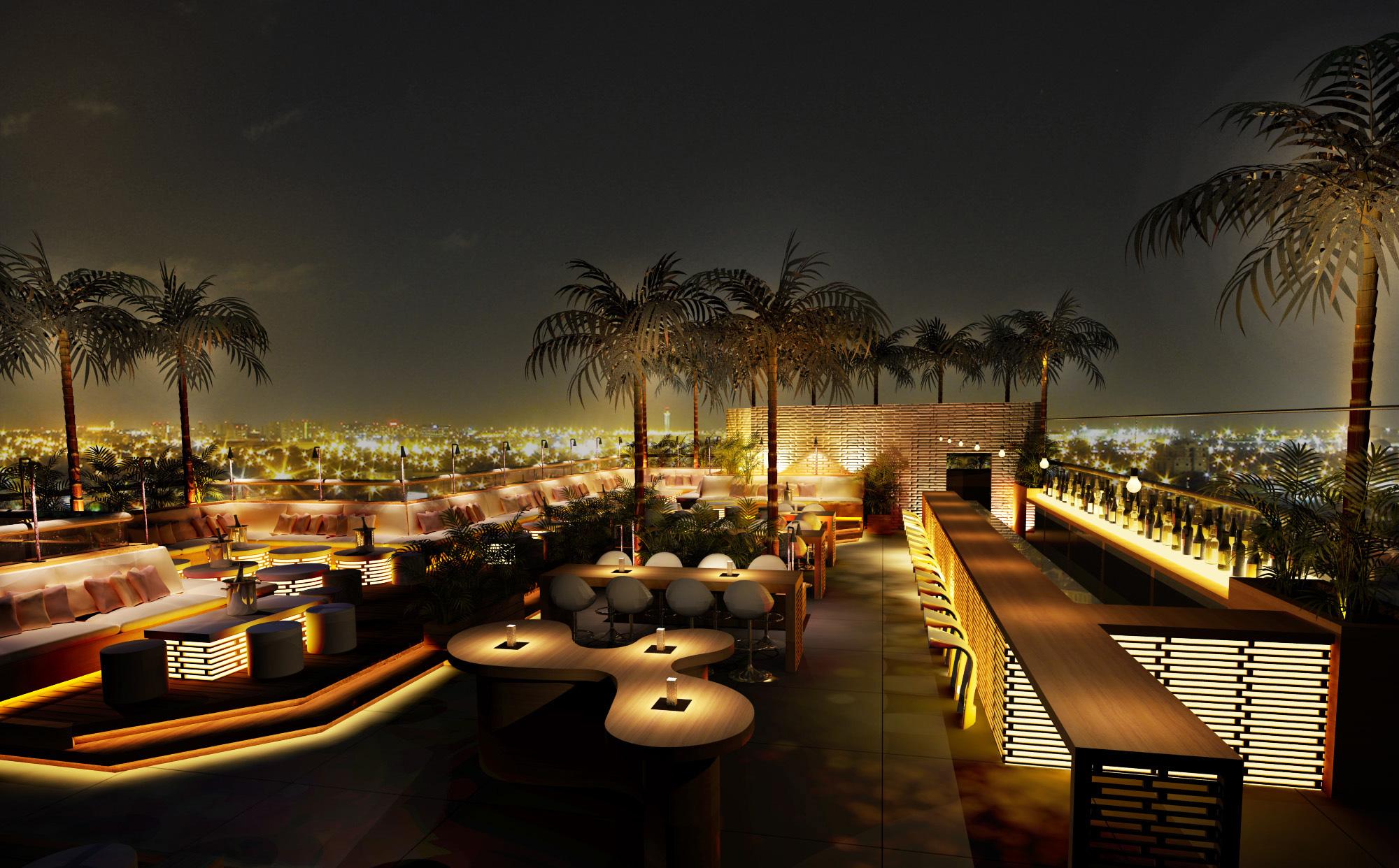 Outdoor Indian Restaurants Dubai