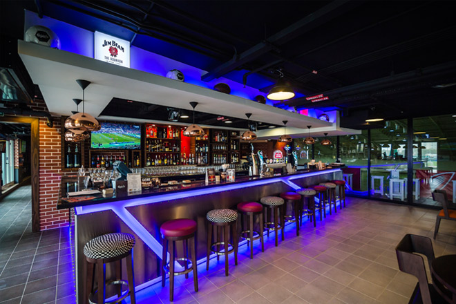 Best Sport Bar Design