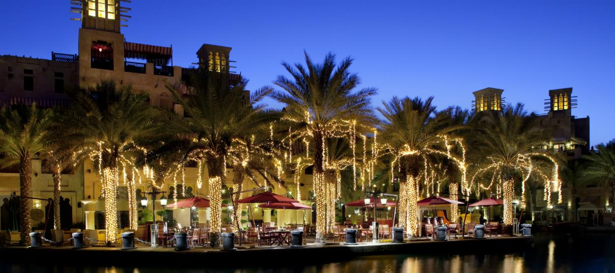 Indian Restaurants In Souk Madinat Jumeirah