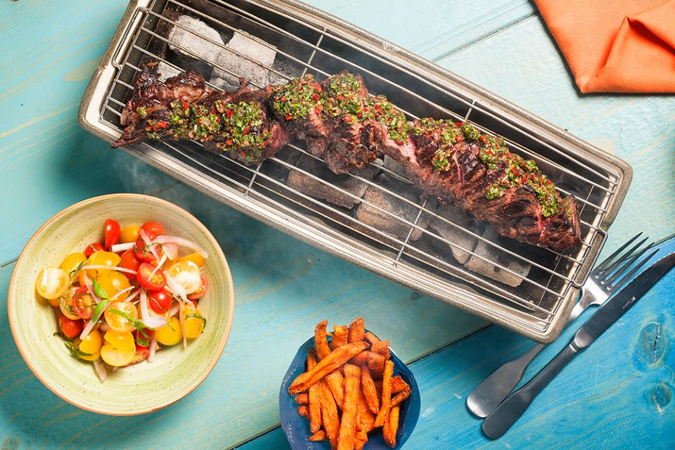 Brunch In A Breeze: Breeze Beach Grill: Brunch By The Sea :: Promo :: PromoLover