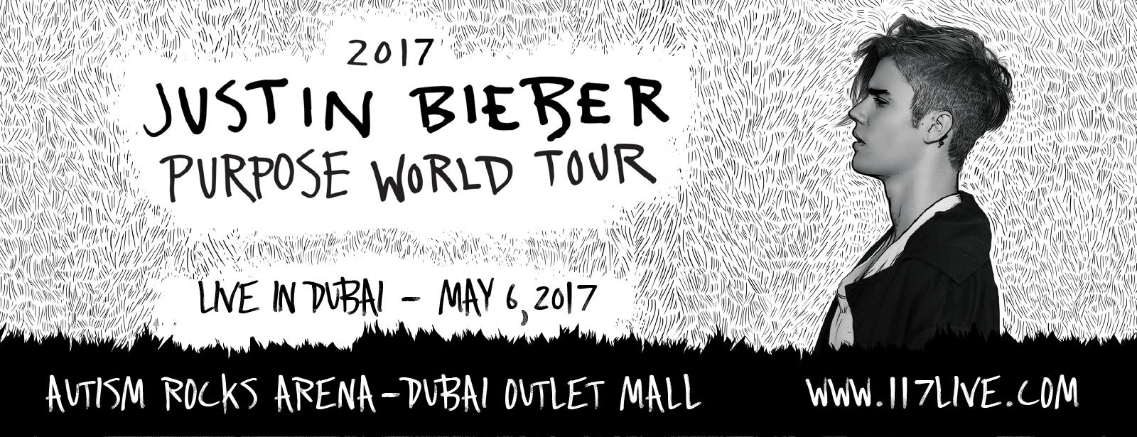 Justin Bieber Purpose World Tour 2017 Promo Promolover