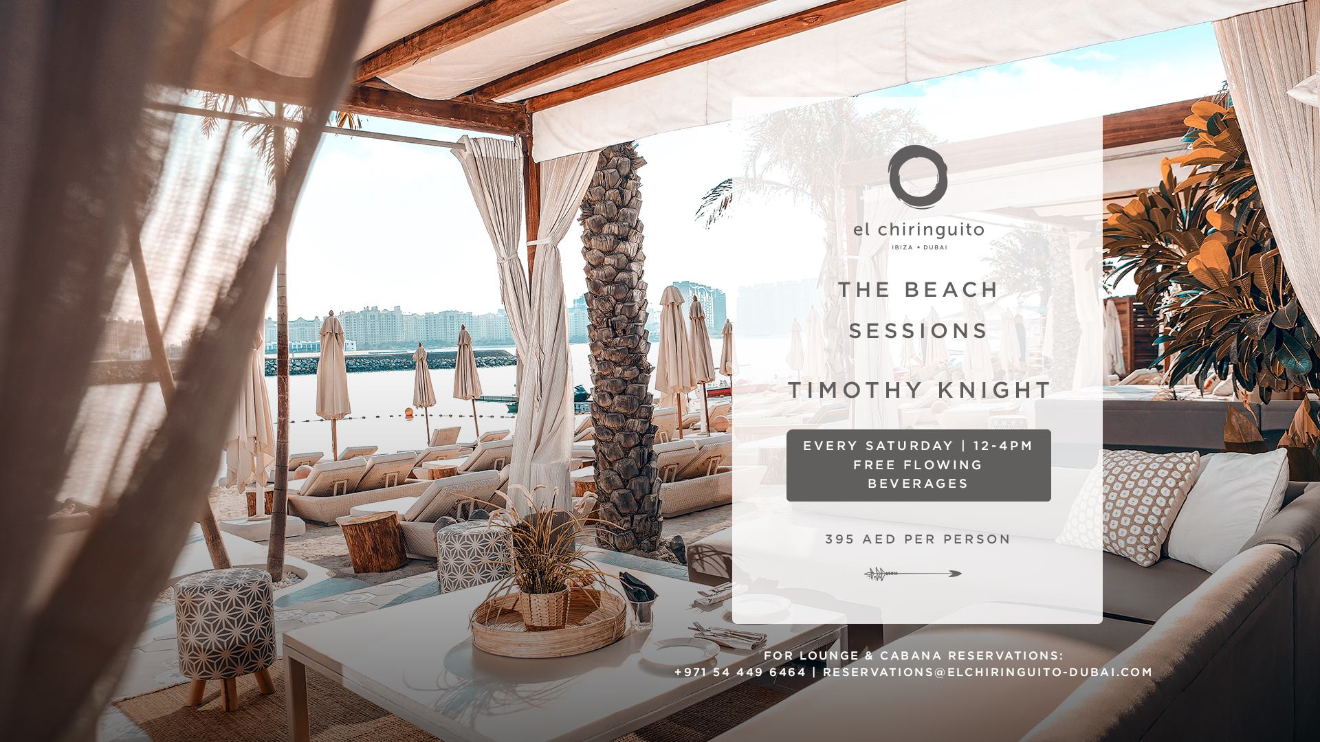 The Beach Sessions w/ Tim Kay :: Promo :: PromoLover