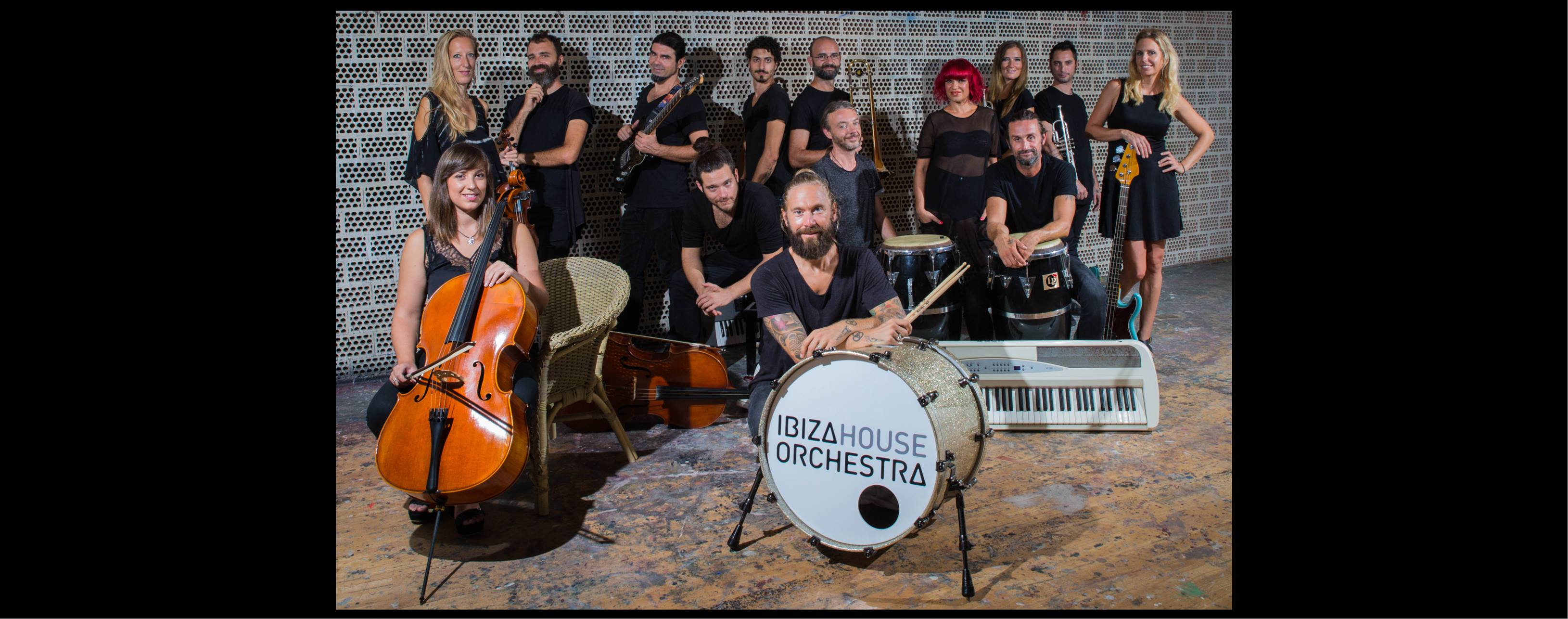 Fiesta musica feat ibiza house orchestra throttle for House music orchestra
