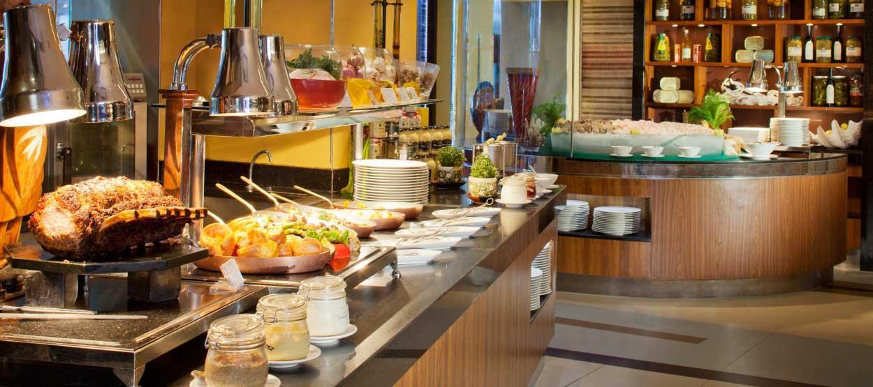 Hilton Hotel Bellevue Breakfast Buffet Price