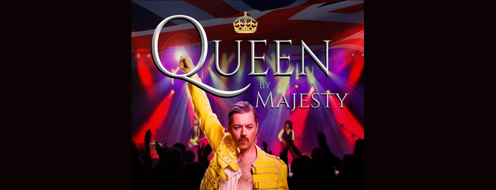 Queen - By Majesty Supper Club - 2 & 3 May