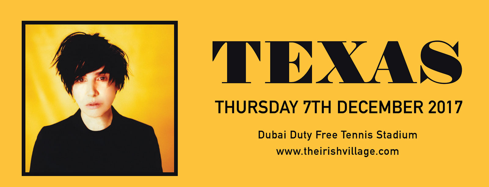 The Irish Village presents Texas Live in Dubai