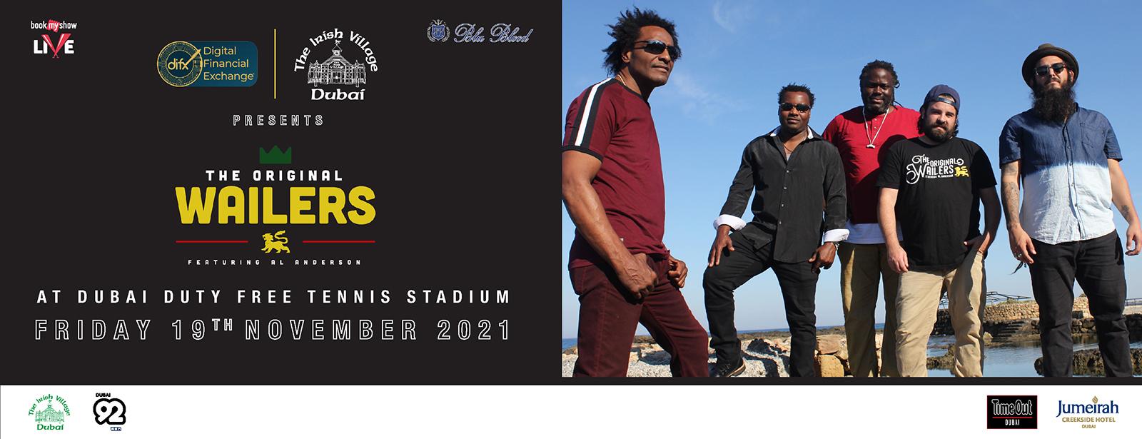 The Wailers Live in Dubai 2021