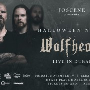 Halloween Night - Wolfheart Live in Dubai