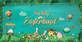 Fairmont Dubai Finding Easterland