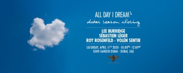 All Day I Dream's Dubai Season Closing