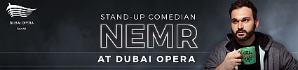 Dubai Opera: NEMR 'The Future is NOW!'