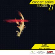 The Fridge Concert Series Season 27: ABRI supported by AJ & The Gang