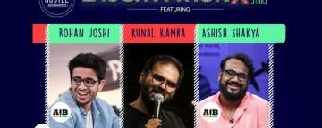 Laugh-a-ThonX LOL Stars ft. Rohan Joshi, Kunal Kamra & Ashish Shakya