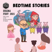The Hive Theatre 2021: Bedtime Stories & Goldilocks on Trial