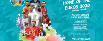 McGettigan's JLT Euro 2020