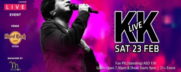 KK Live in Dubai