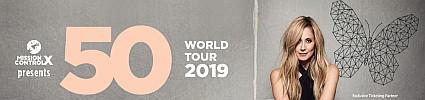 Lara Fabian 50 World Tour 2019 LIVE in Dubai