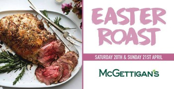 McGettigan's JLT Easter Roast 2019