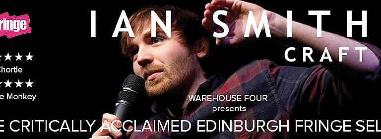 Fringe@Four Presents Ian Smith Live in Dubai