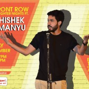 Front Row Laughter Nights ft Abhishek Upmanyu
