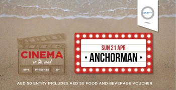 Cinema On The Sand presents Anchorman