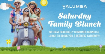 Yalumba Saturday Family Blunch
