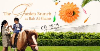 Al Forsan The Garden Friday Brunch