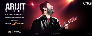Arijit Singh Live with World Musicians