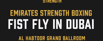 Emirates Strength Boxing - Fists Fly in Dubai