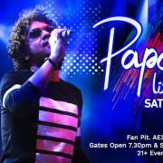 Milestone Entertainment Presents PAPON Live!
