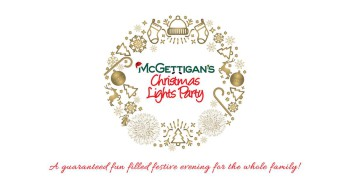 McGettigan's JLT Christmas Lights Party 2019
