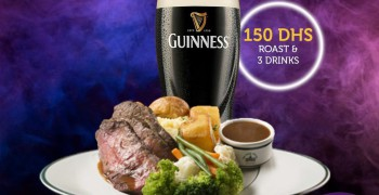 The Irish Village Garhoud Sunday Roast