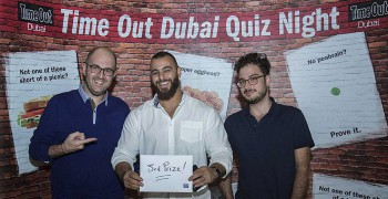 Time Out Dubai's Big Quiz 3rd Edition