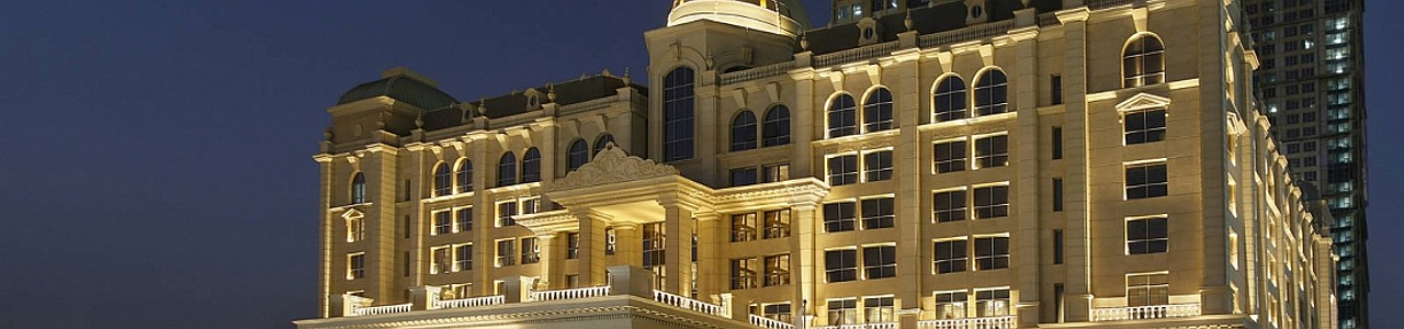 Habtoor Palace Hotel, LXR Hotels & Resorts