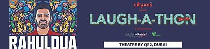 Laugh-A-Thon ft. Rahul Dua