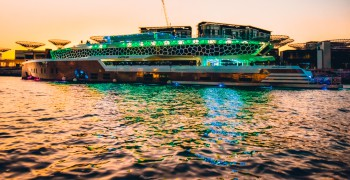 The Lotus Mega Yacht Brunch Party & Cruise 2019