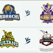 PSL 2018: Karachi Kings v Quetta Gladiators & Multan Sultans v Lahore Qalandars - 23 Feb