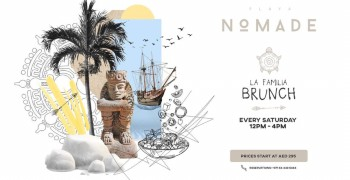 Playa Nomade La Familia Brunch