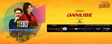 Kumar Sanu & Alka Yagnik Live in Concert 2021
