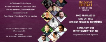 The Best of Dubai: Chefs Unite Series 6