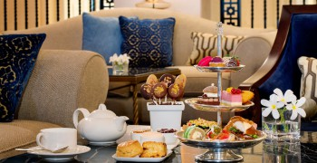 The Ritz-Carlton Lobby Lounge Afternoon Tea