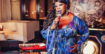 Brasserie du Park Soulful Night with Claudia Patrice
