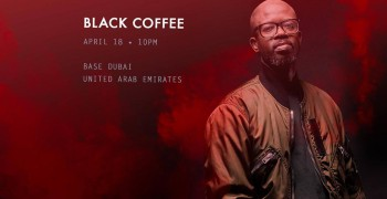BASE Dubai w/ Black Coffee LIVE