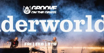 Groove On The Grass feat. Underworld