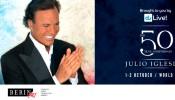 Julio Iglesias 50th Anniversary World Tour Live in Dubai