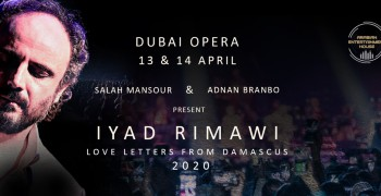 Iyad Rimawi Love Letters from Damascus 2020