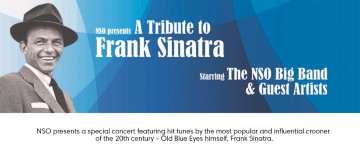NSO Big Band Presents A Tribute to Frank Sinatra