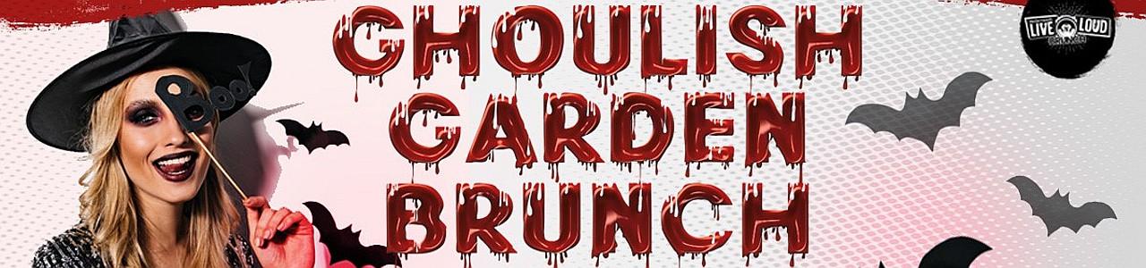 McGettigan's JLT: Halloween Goulish Garden Brunch