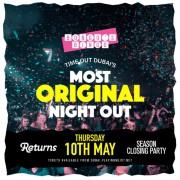 Bongo's Bingo May 2018 - Season Closing Party