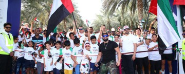 The Emirates NBD Unity Run Dubai 2019